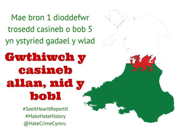 Croeso i True Vision Cymru -