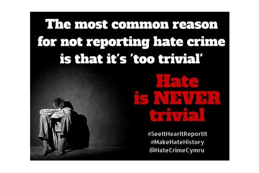 POLICE AND PARTNERS IN WALES JOIN FORCES FOR HATE CRIME AWARENESS WEEK cover image