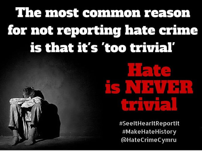 POLICE AND PARTNERS IN WALES JOIN FORCES FOR HATE CRIME AWARENESS WEEK image #1