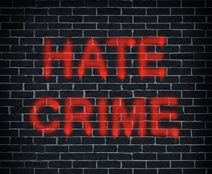 What is hate crime? image #1