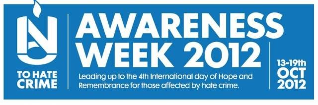 Statement from Archbishop of Canterbury Launches Hate Crime Awareness Week -