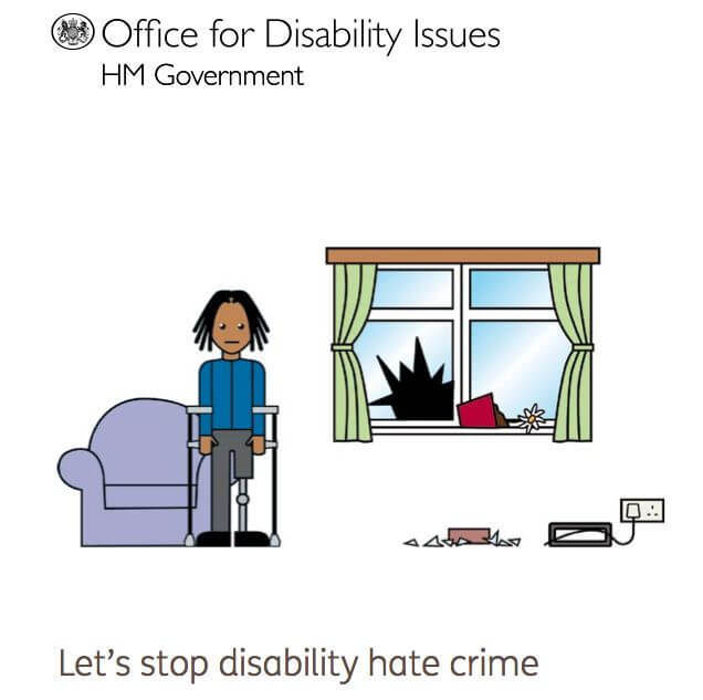 Disability Rights UK's Guidance - Disability Hate Crime -