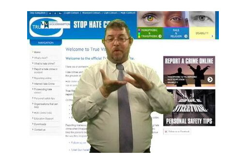True Vision Launches new video for British Sign Language Users cover image