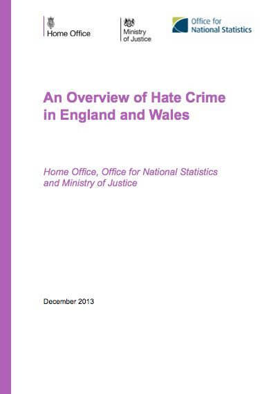 National Hate Crime Data Released -
