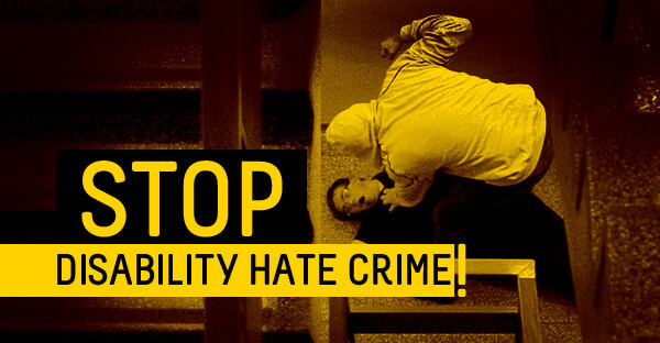 Bully for You Video posted to raise awareness of Disability Hate Crime -